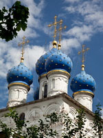 Religion in Moscow